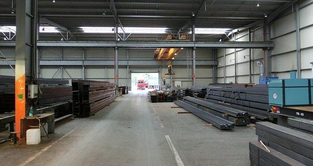 Posadzki przemysłowe i hale różnego rodzaju