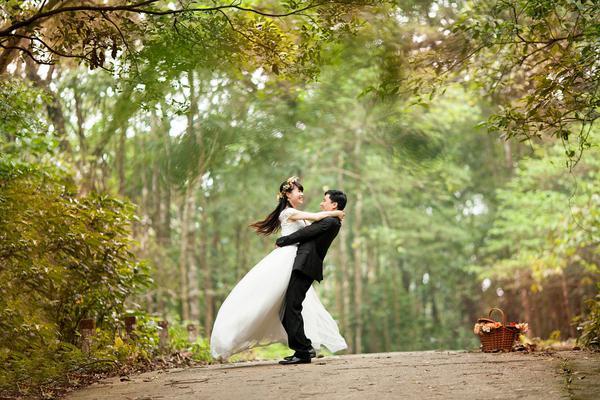 Niezapomniana fotografia ślubna