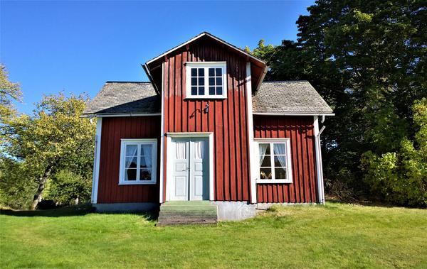 Drewniane domki w ogrodach