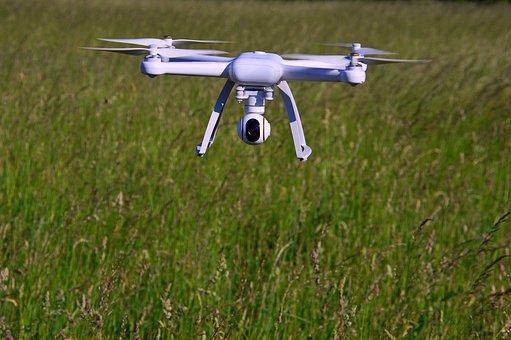 Dron Radio Control z kamerą