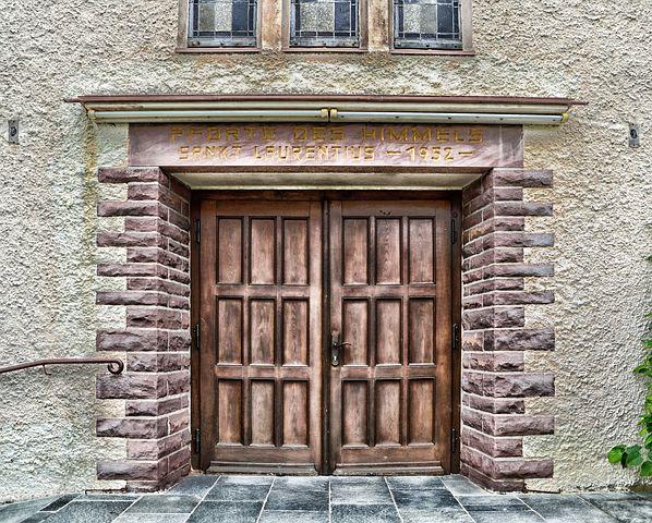 Rodzaje zewnętrznych drzwi w domach
