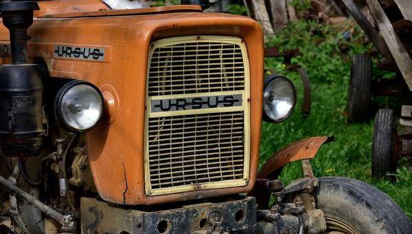 Oryginalne części do traktorów