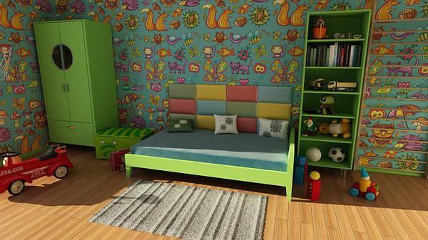 O ciekawych dekoracjach do pokoju dziecinnego