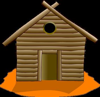 drewniane domki dla dzieci