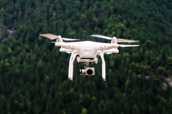 drony serwis