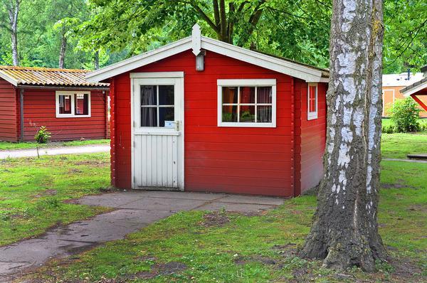 projekty małych domków całorocznych